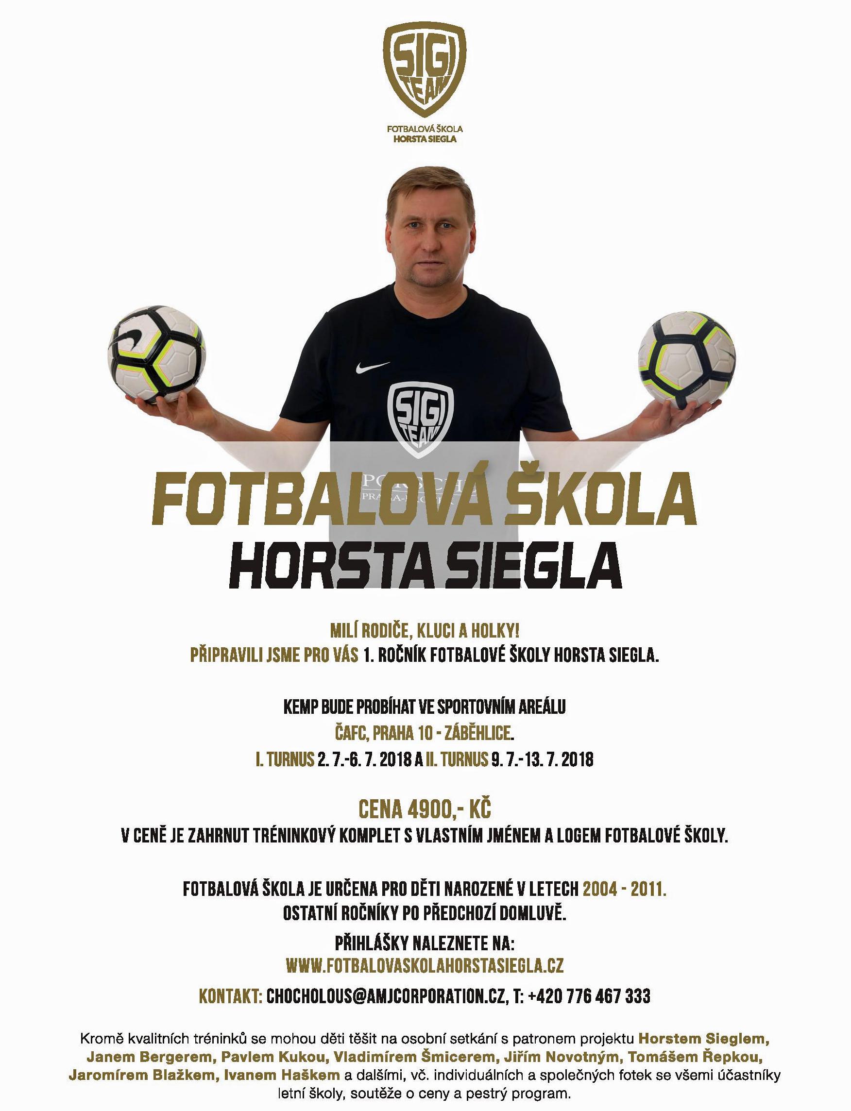 Fotbalová škola