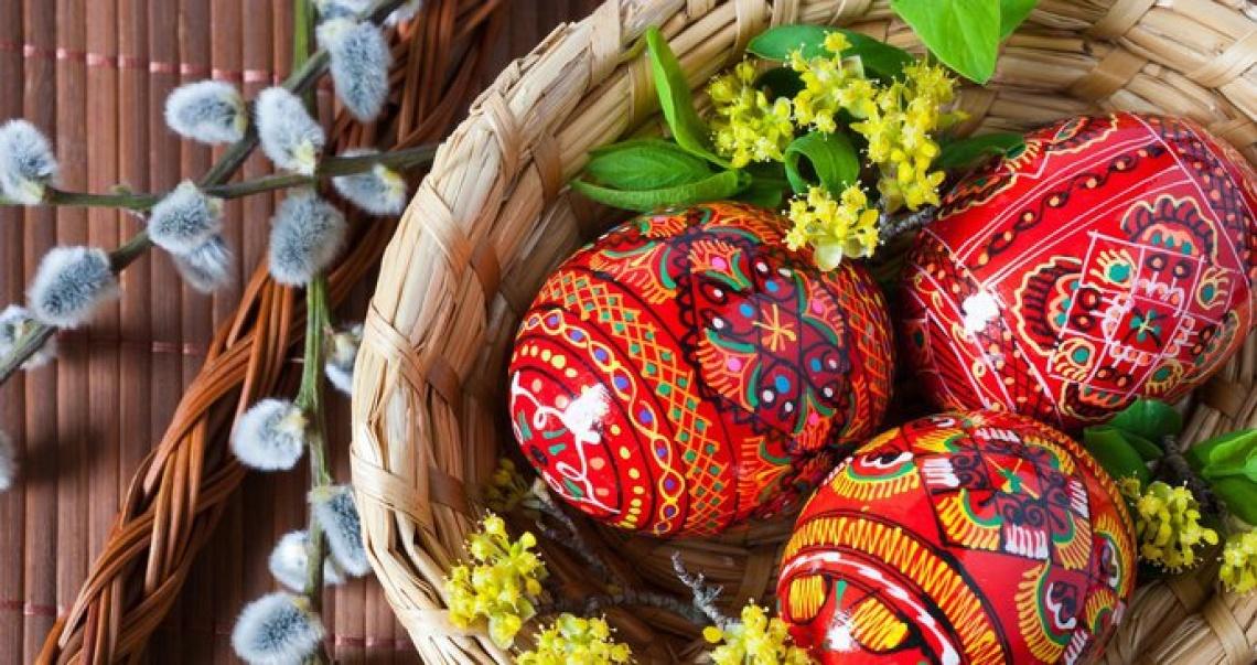 Velikonoční prázdníny